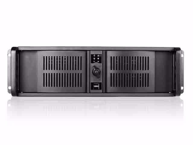 Picture of iStarUSA D-300 3U Compact Stylish Rackmount Chassis