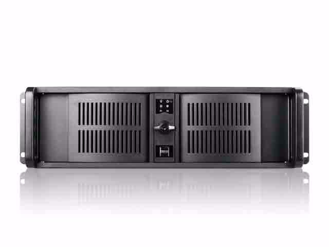 Picture of iStarUSA D-300L 3U High Performance Rackmount Chassis