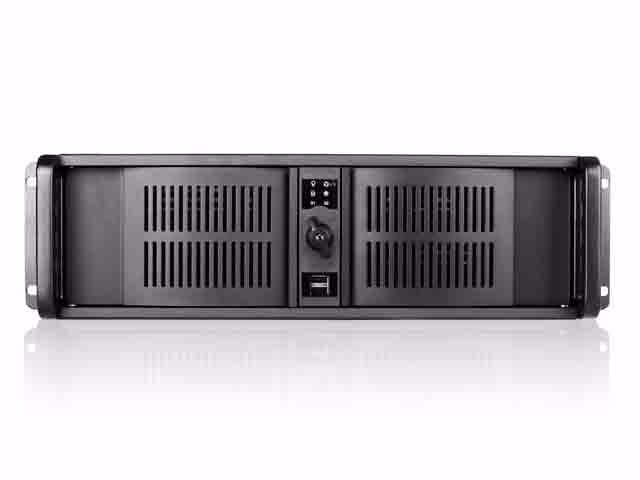 Picture of iStarUSA D-300L-B6SA 3U High Performance Rackmount Chassis