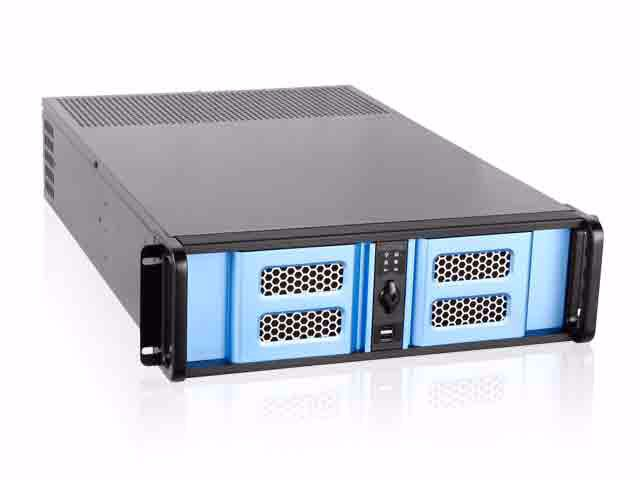 Picture of iStarUSA D-300LSE 3U High Performance Rackmount Chassis