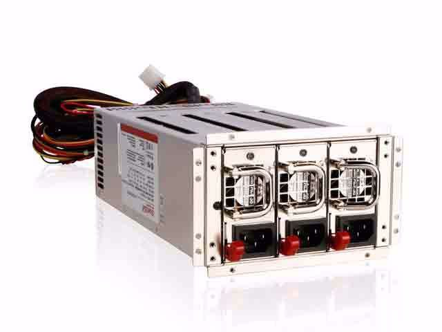 Picture of iStarUSA IS-1000R3NP 1000W PS2 Mini Redundant Power Supply