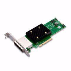 Picture of Broadcom 9500-16e Tri-Mode 12Gb/s SAS HBA - 05-50075-00