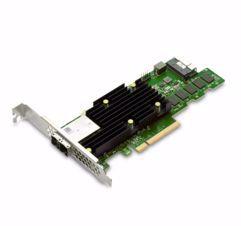 Picture of Broadcom 9580-8i8e 12Gb/s x8 PCIe 4.0 SAS RAID Controller - 05-50076-00