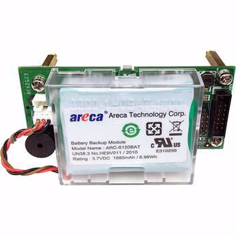 Picture of Areca Battery Backup Module for Thunderbolt 3 Enclosure  - ARC-6120BAT121-T3